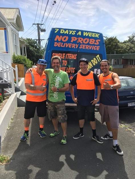 Office Movers Auckland Team And Peter WolfKamp