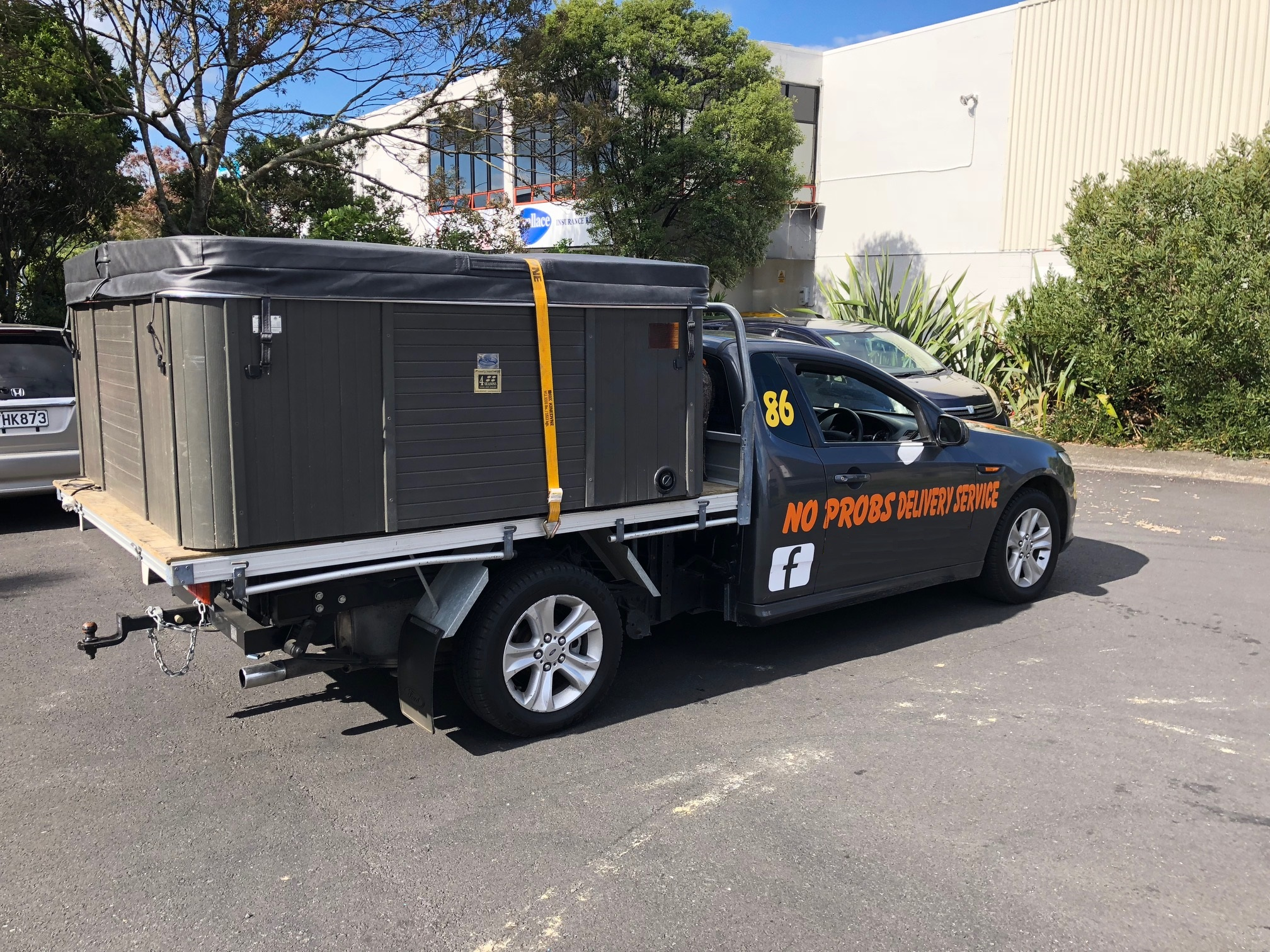 Fine Spa Pool Movers Service In Auckland Best Transport Removal Download Free Architecture Designs Scobabritishbridgeorg
