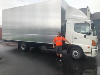 Marko is one of the best Furniture Movers  North Shore Auckland has to offer