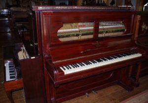 Piano Move Henderson Auckland
