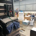 factory and warehouse move