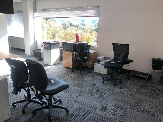 Office Furniture Movers Auckland City Job
