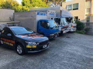 office movers transport fleet