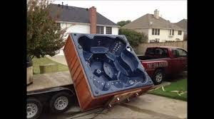spa pool moving and delivery Auckland