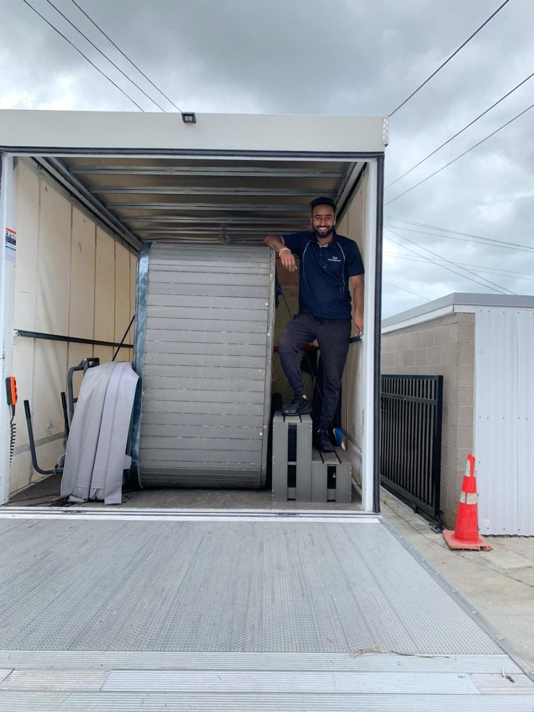 Furniture pick up and delivery service Auckland