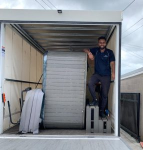 Furniture pick up and delivery service
